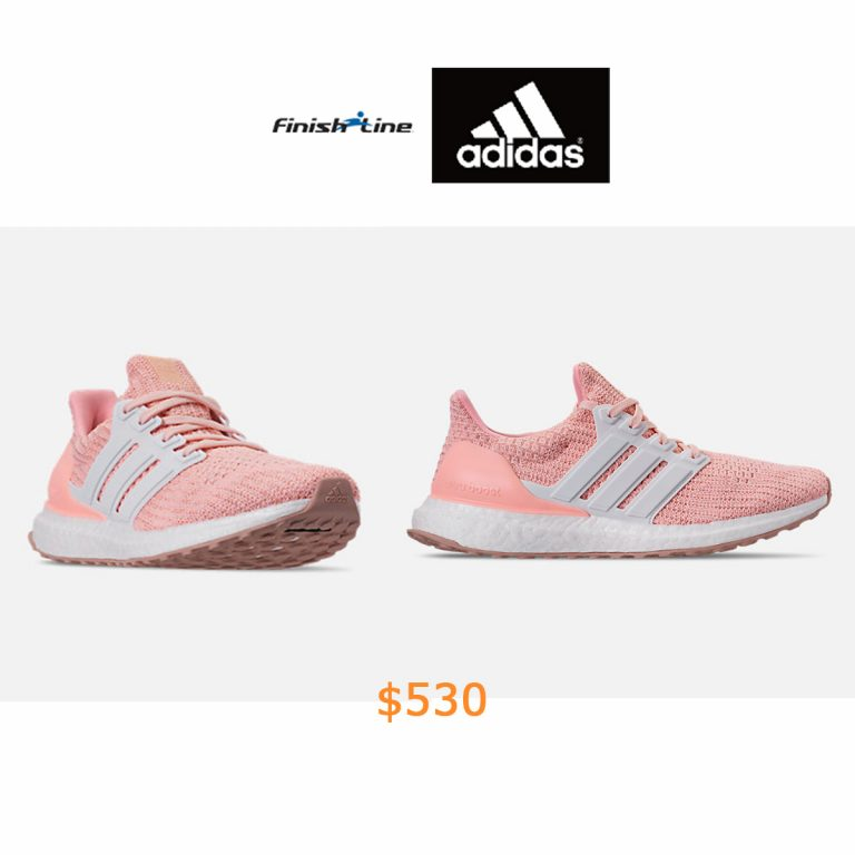 530Girls' Big Kids' adidas UltraBOOST Running Shoes
