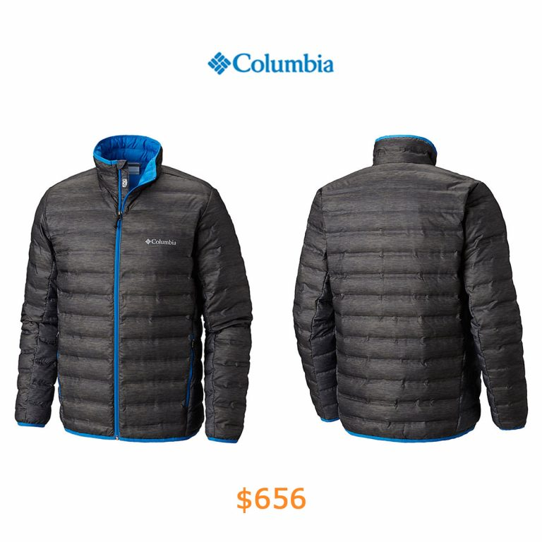 656Men's Lake 22 Down Insulated Water-Resistant Puffy
