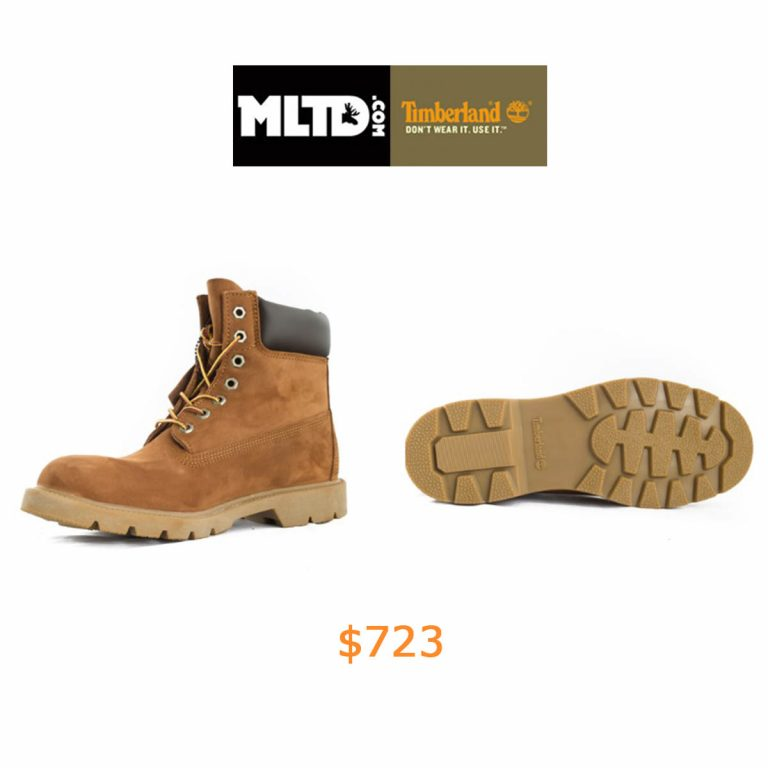 723Timberland, (TB019076) 6-Inch Basic Boots