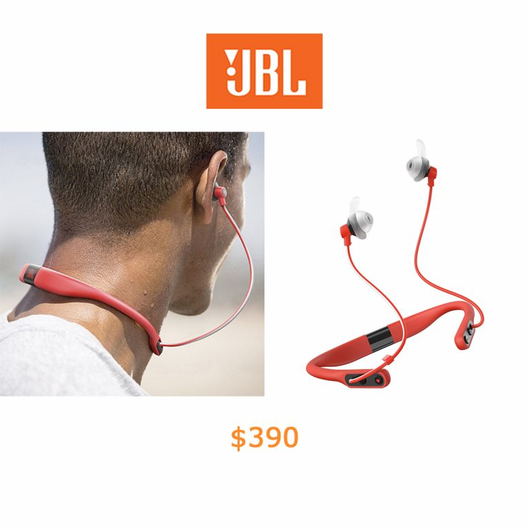 JBL Reflect FIT Red 3