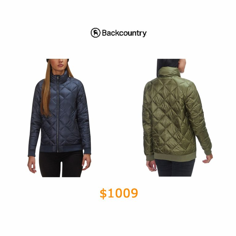 1009Patagonia Prow Bomber Down Jacket