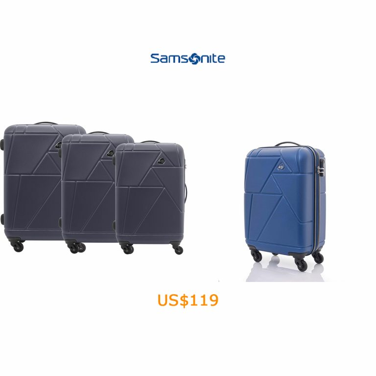 119American Tourister Kamiliant Verona 3PC Set