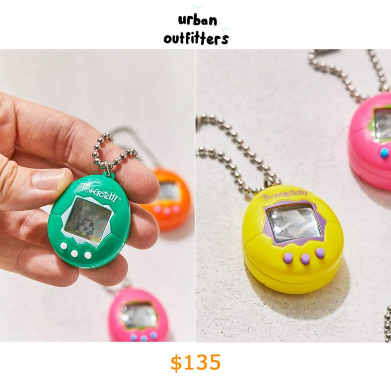 135Tamagotchi Series 4 Game