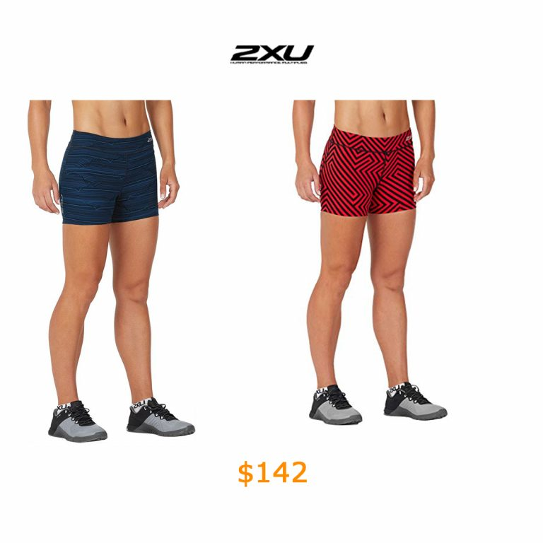 142Fitness Compression 4 Inch Shorts