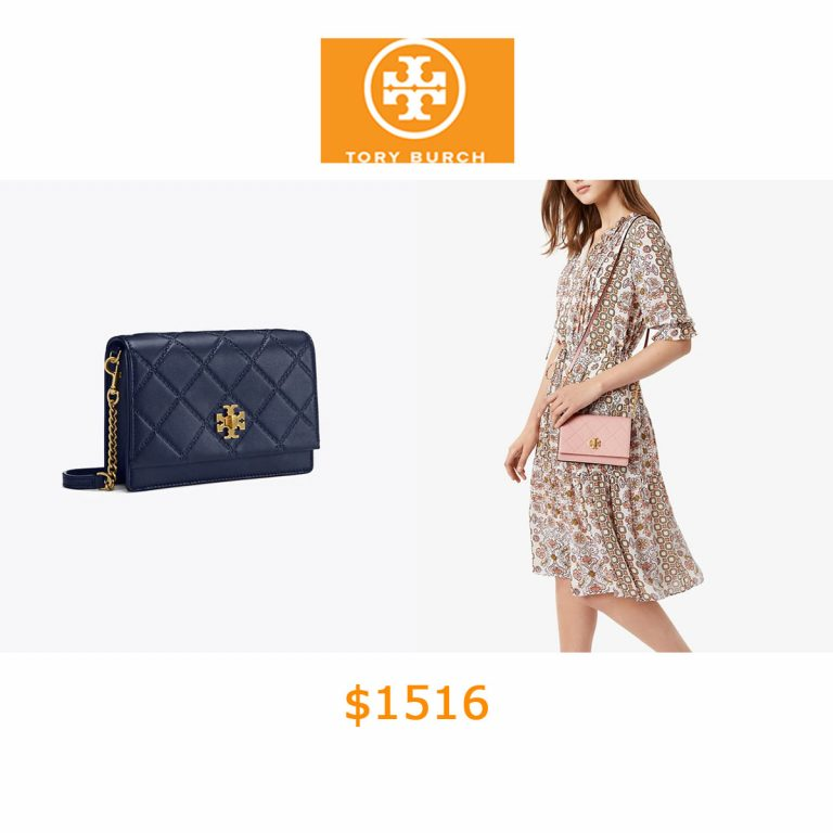 1516Tory Burch Georgia Turn-lock Mini Bag
