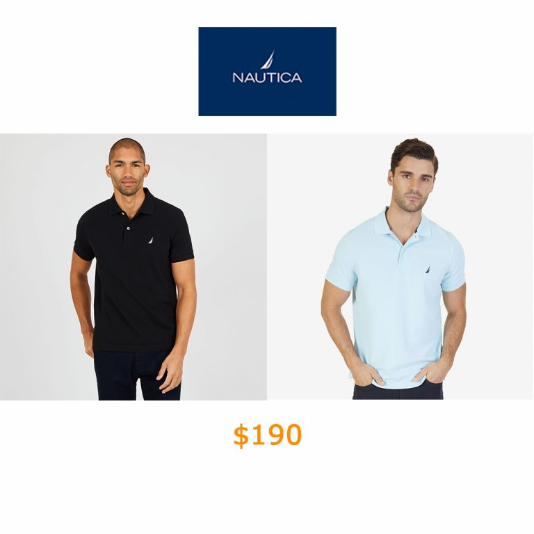 190SLIM FIT PIQUÉ POLO