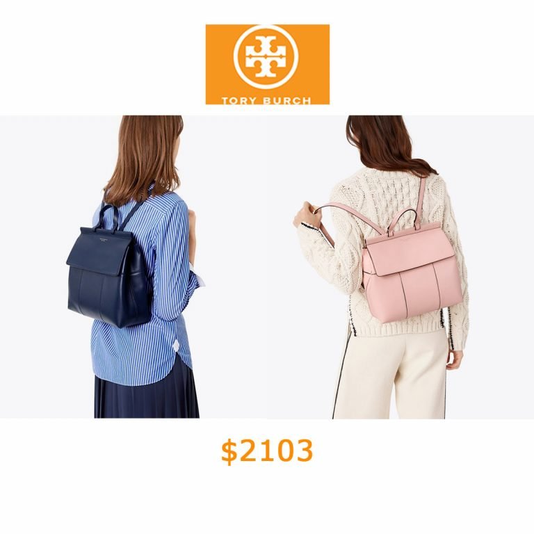 2103Tory Burch T Backpack