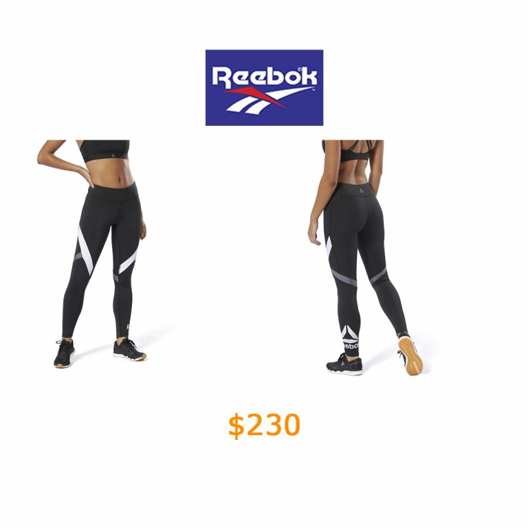 230Reebok WOR Big Delta Tights