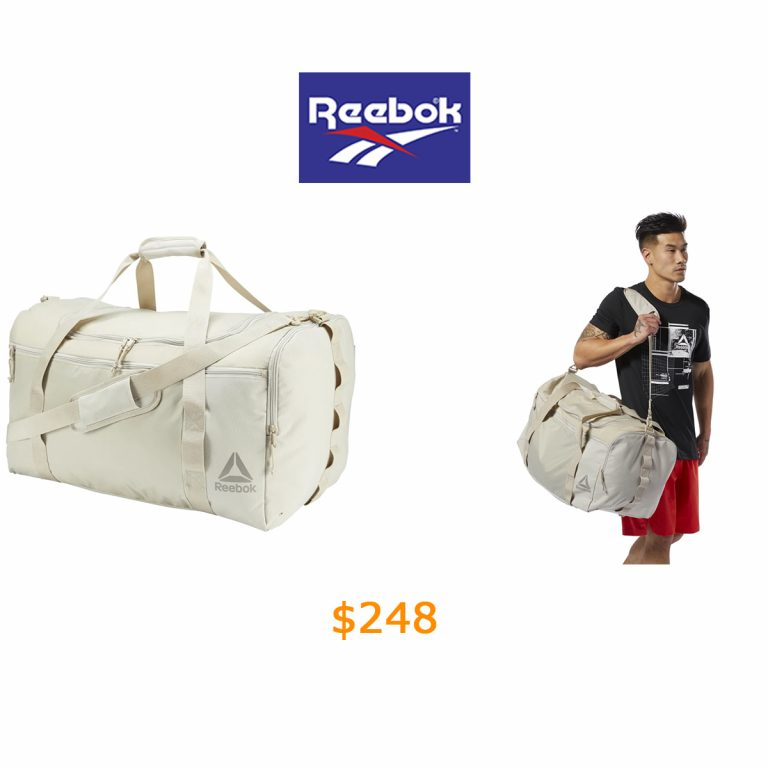 248Reebok ENH 26in Work Duffle Bag