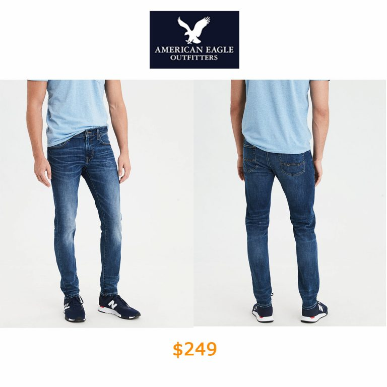 249AE Ne(X)t Level Skinny Jean