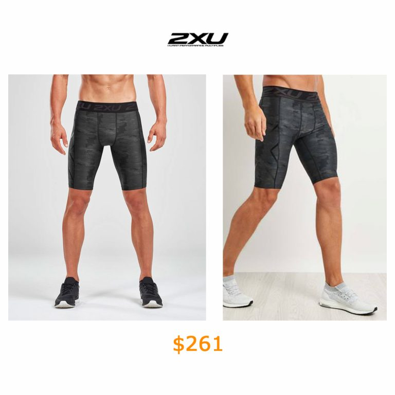 261Accelerate Print Compression Short
