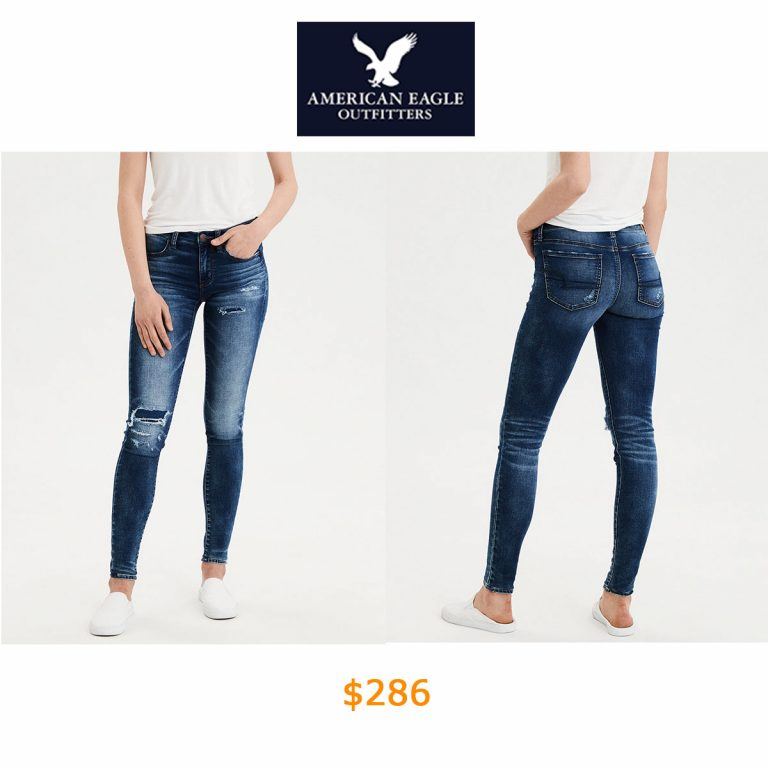 286AE Super Soft Jegging