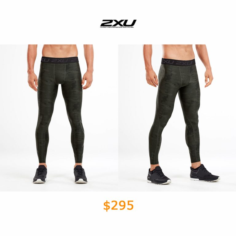 295Print Accelerate Compression Tights