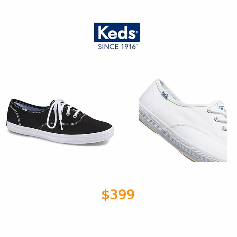 399Keds Champion Canvas Originals