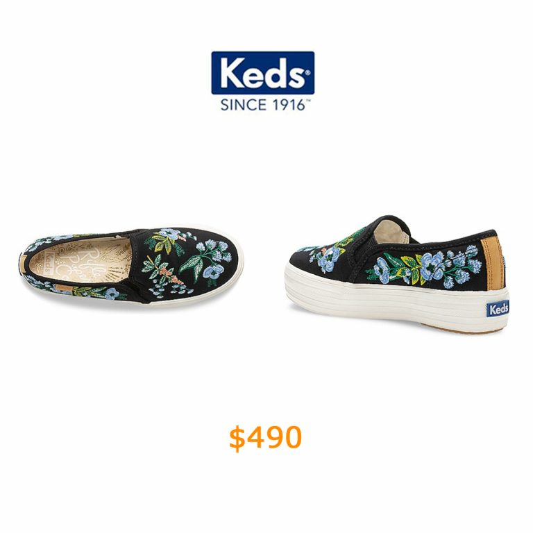 490Big Kid - Keds x Rifle Paper Co
