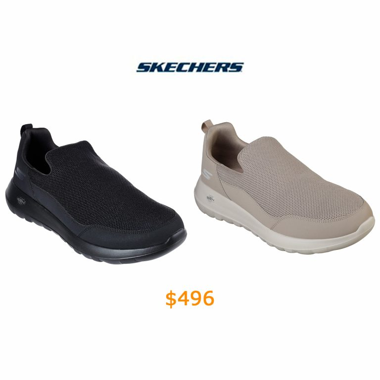 496Skechers GOwalk Max - Privy Skechers Performance Shoes
