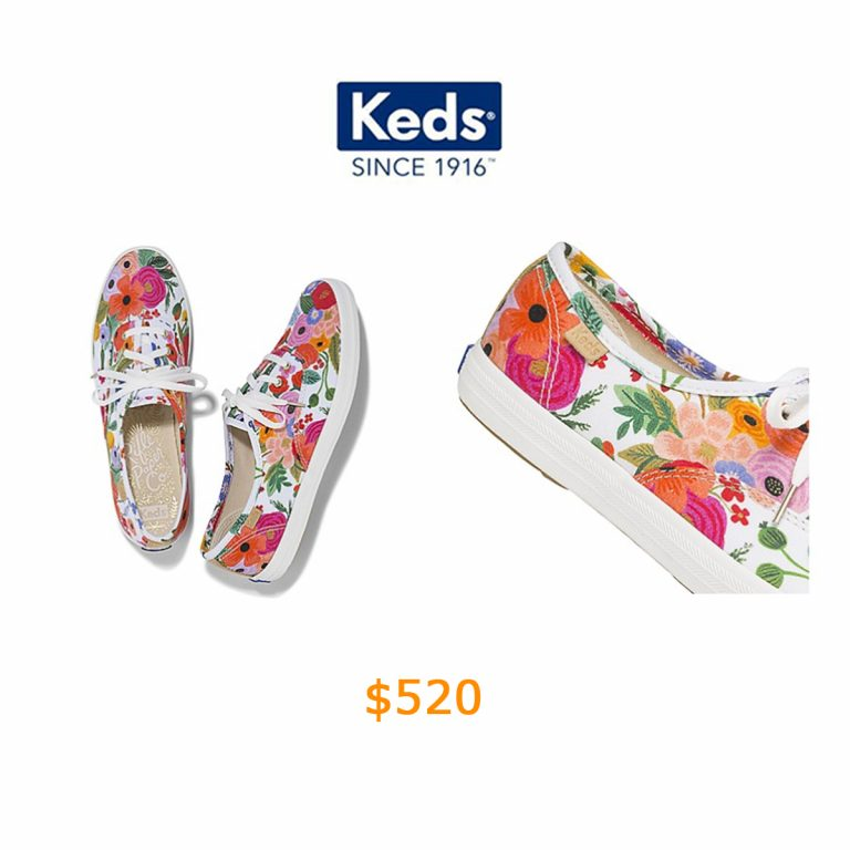 520Women - Keds x Rifle Paper Co