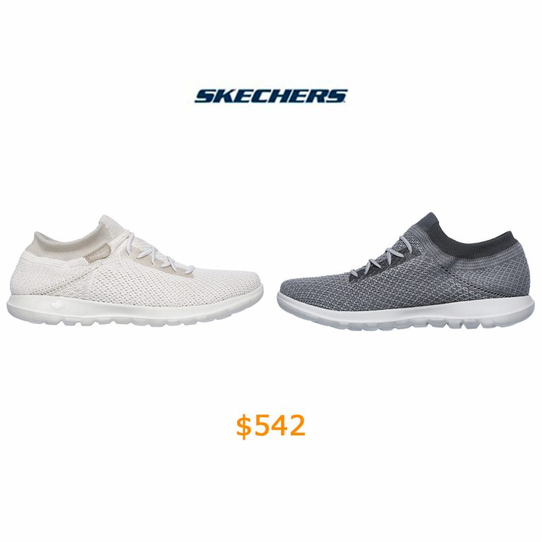 542Skechers GOwalk Lite - Splendid Skechers Performance Shoes