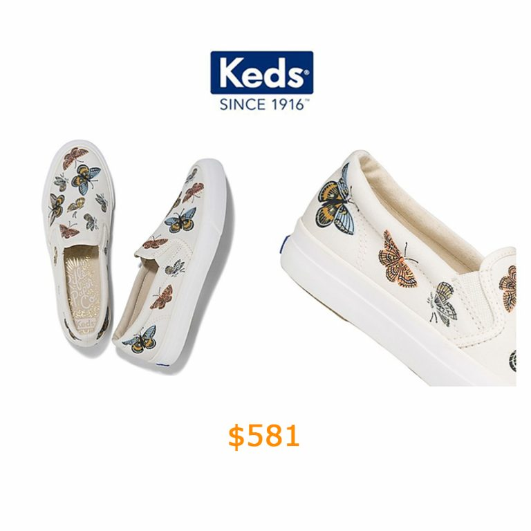 581Women - Keds x Rifle Paper Co