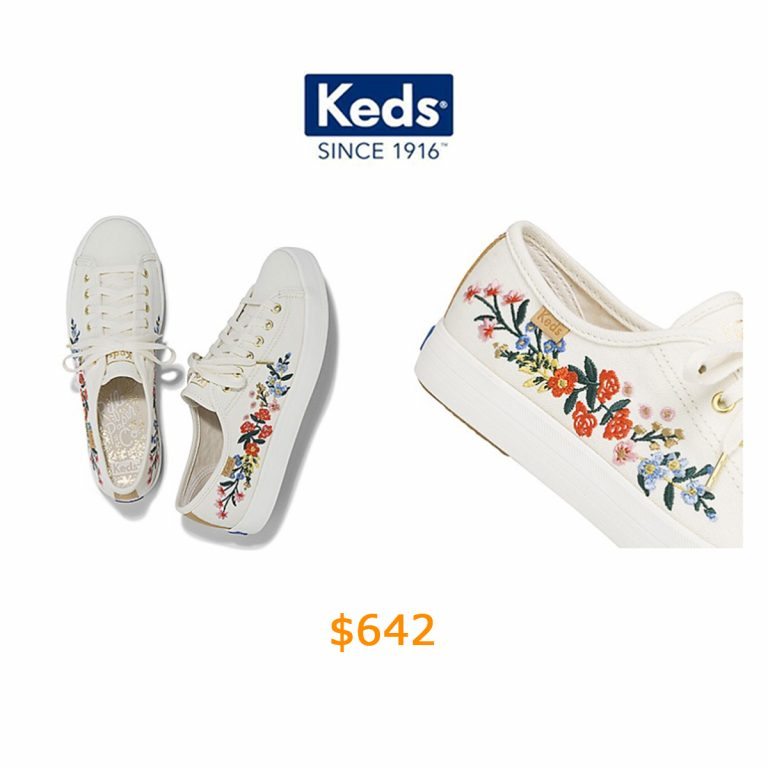 642Women - Keds x Rifle Paper Co