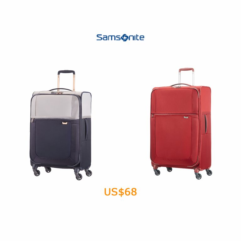 68Samsonite Uplite Spinner