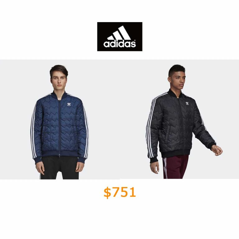 751adidas SST Quilted Jacket