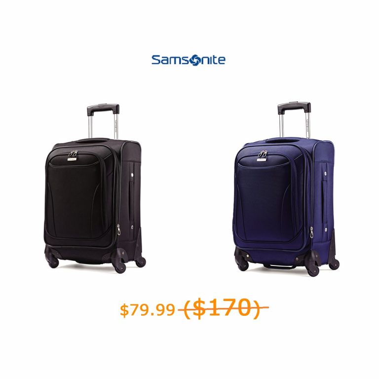 79.99-170Samsonite Bartlett 20- Spinner