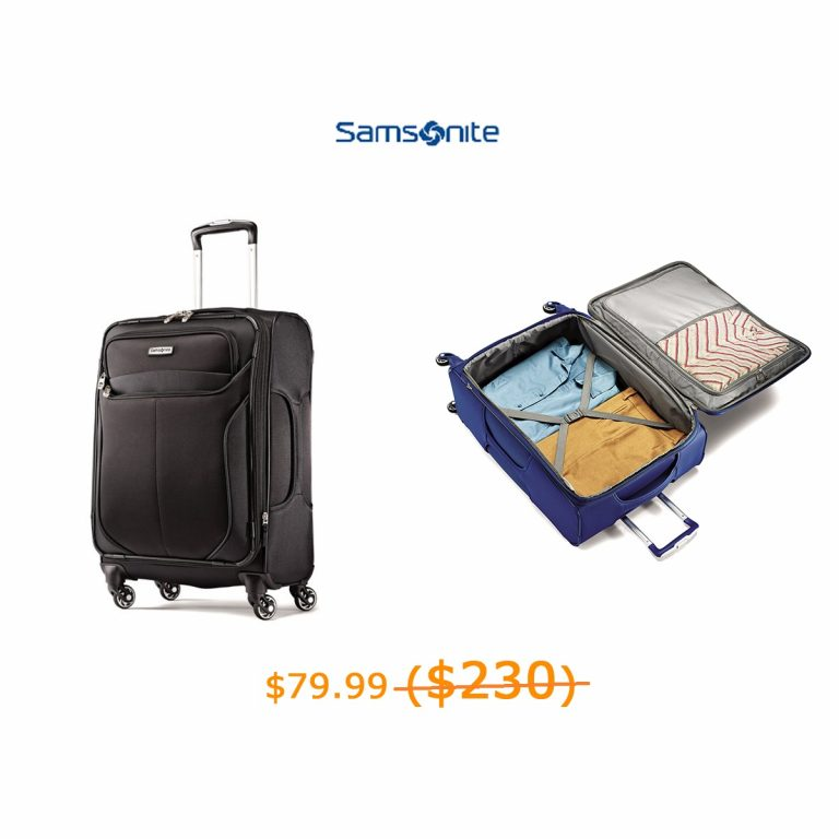 79.99-230Samsonite Lift 2 21- Spinner