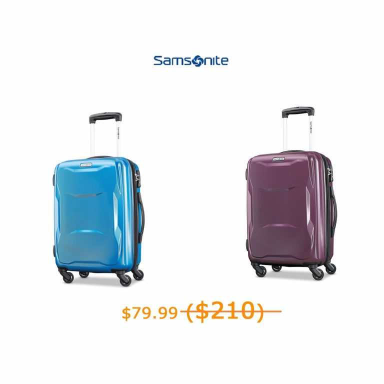 79.99210Samsonite Pivot 20- Spinner