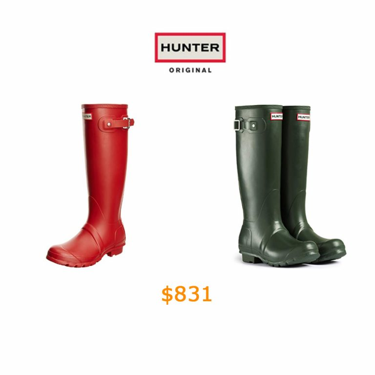 831Hunter Women's Original Tall Wellington Boot Mid-Calf Boots