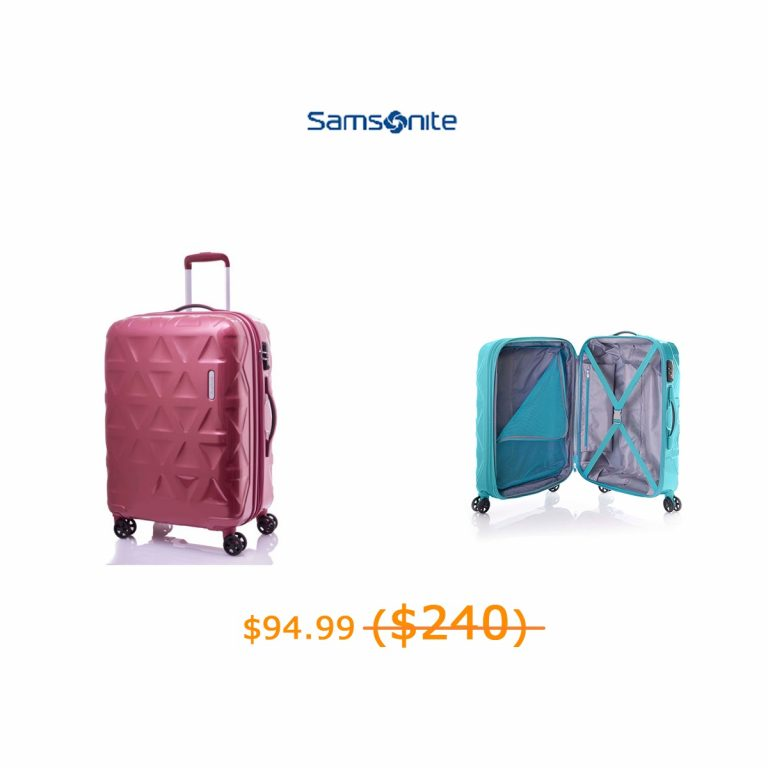 94.99Samsonite Novus 25