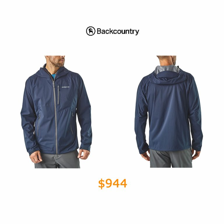 944Patagonia Stretch Rainshadow Jacket